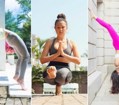best yoga classes Hong Kong