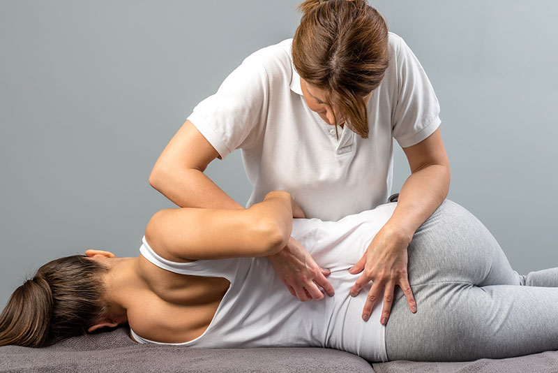 Chiropractic mediation