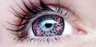japan color contact lens